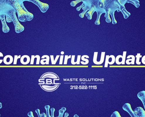 sbc waste solutions-coronavirus-update